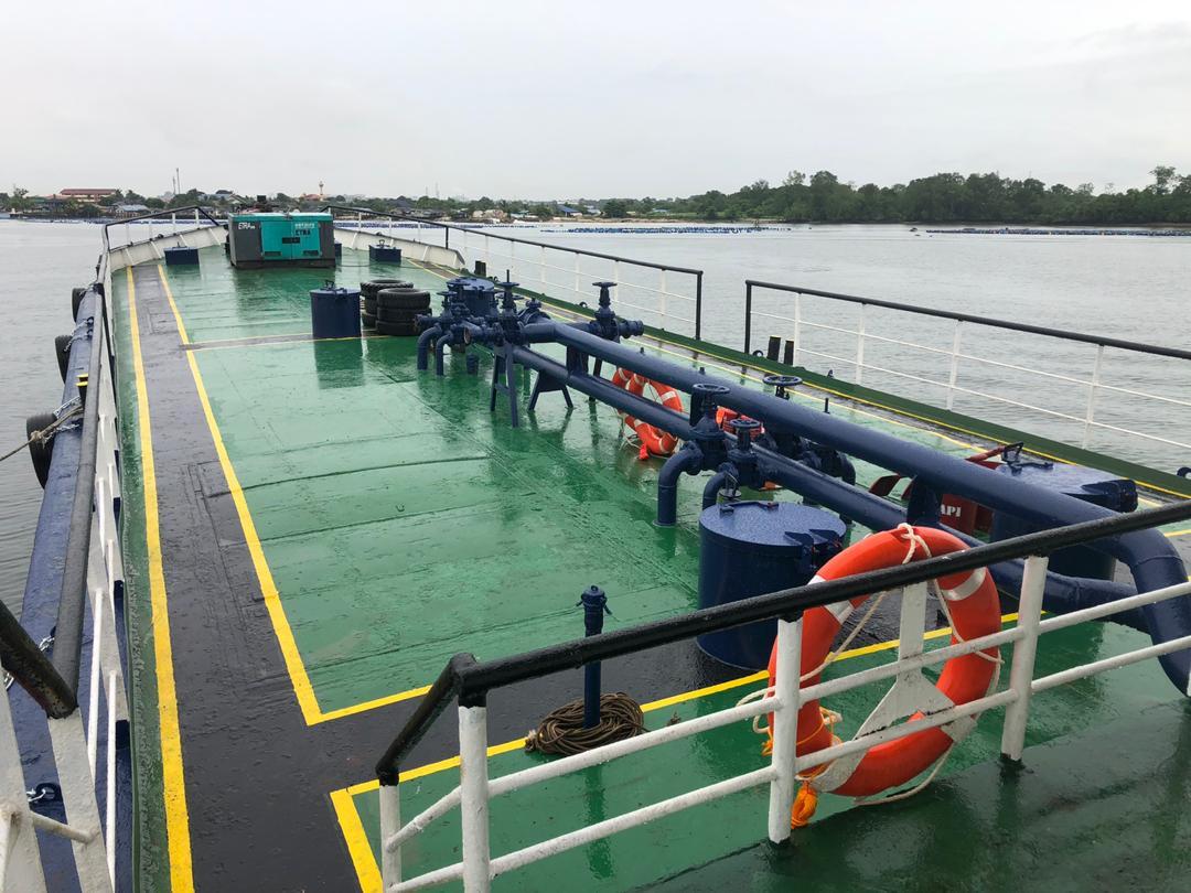 Fresh Water Supply Vessel Johor